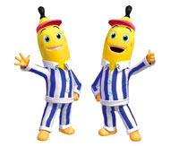Bananas in Pyjamas 1