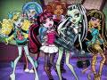 jocs de Monster High School
